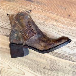 Donald J Pliner New Western Inspired Bootie